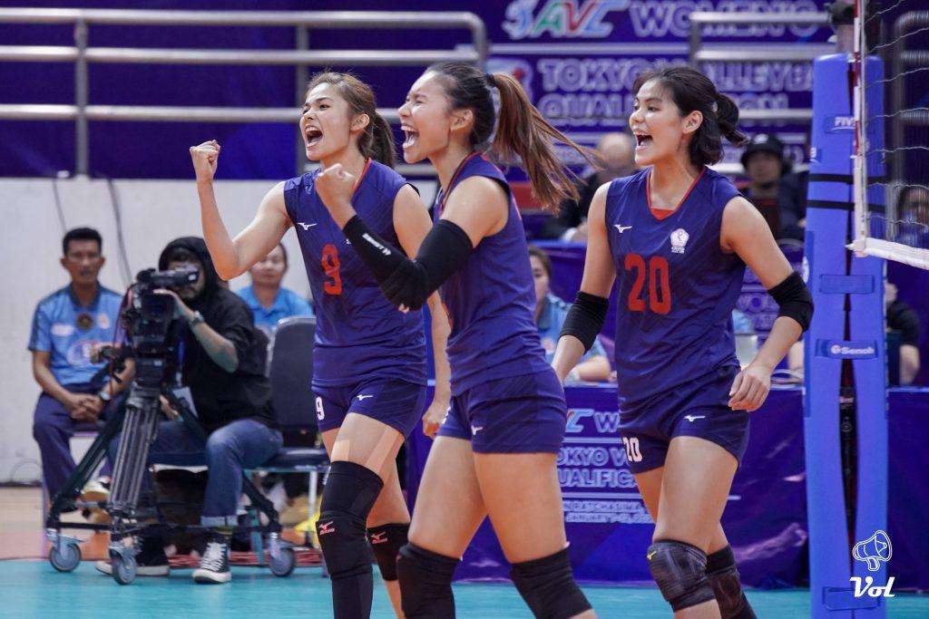 亞洲區賽事8月底起跑,女排亞洲杯延至10月