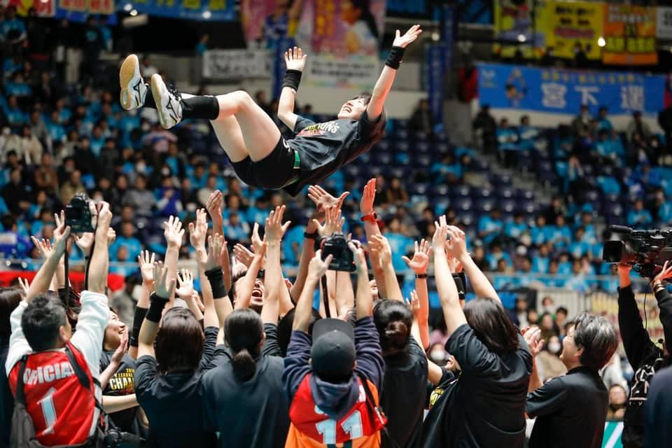 JT拿下令和第一個女排聯賽冠軍,2020日本女排大名單隨之出爐