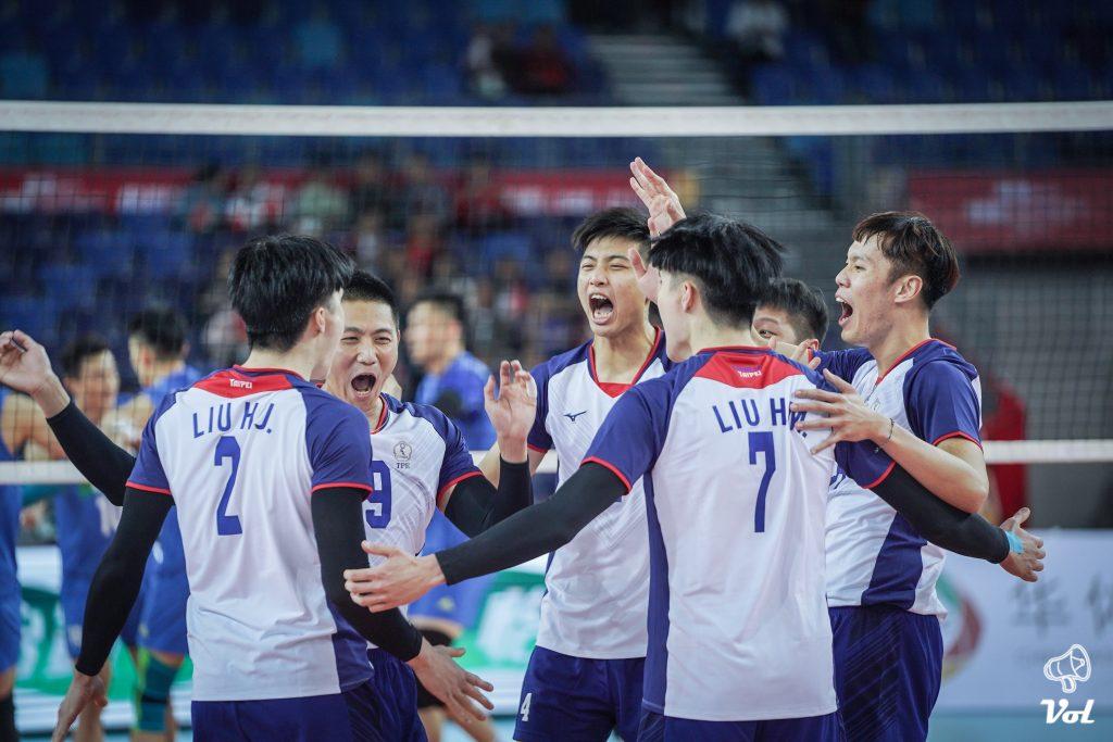 東奧資格賽 / 對中鏖戰五局落敗,中華男排無緣奧運