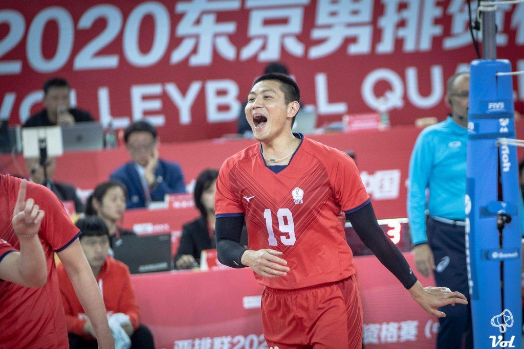 東奧資格賽 / 對哈薩克迎來勝利,陳建禎:謝謝球迷一路的支持
