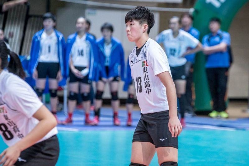 106HVL / 東山鍾乙禎,獲最佳副攻及MVP雙料肯定