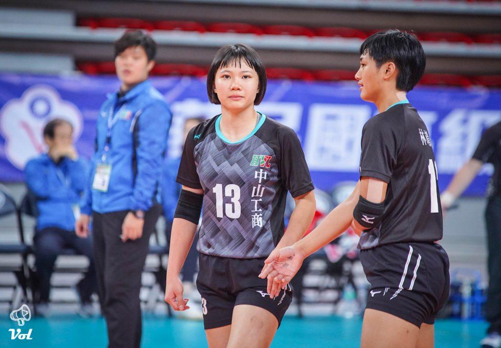 108HVL / 完成心願奪生涯首冠,許菀芸囊獲MVP、最佳邊線