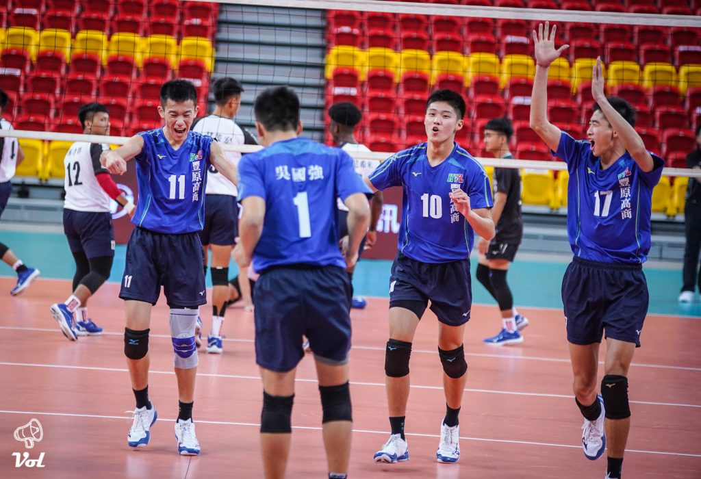 豐商、東山取得2020年世界中學生排球錦標賽代表權