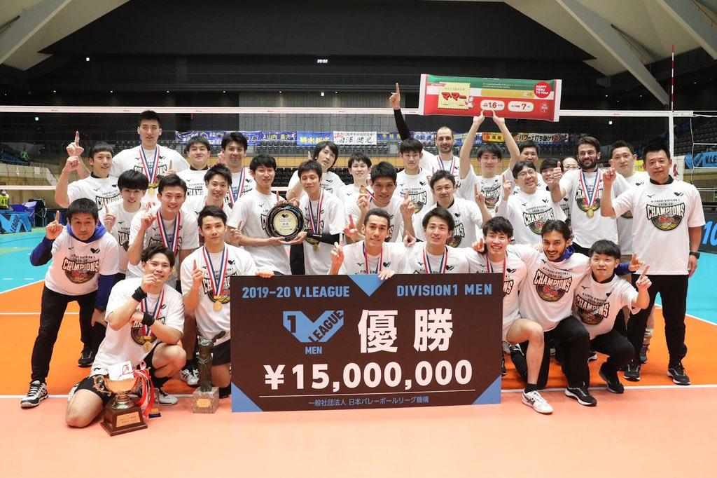 JTEKT 退松下成令和初代王者 西田有志最年少 MVP