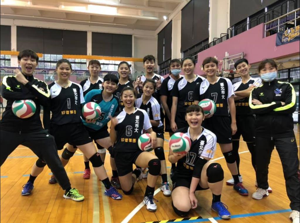 108 UVL / 外籍選手助陣北市大 畢雯媛:再次挑戰台師大!