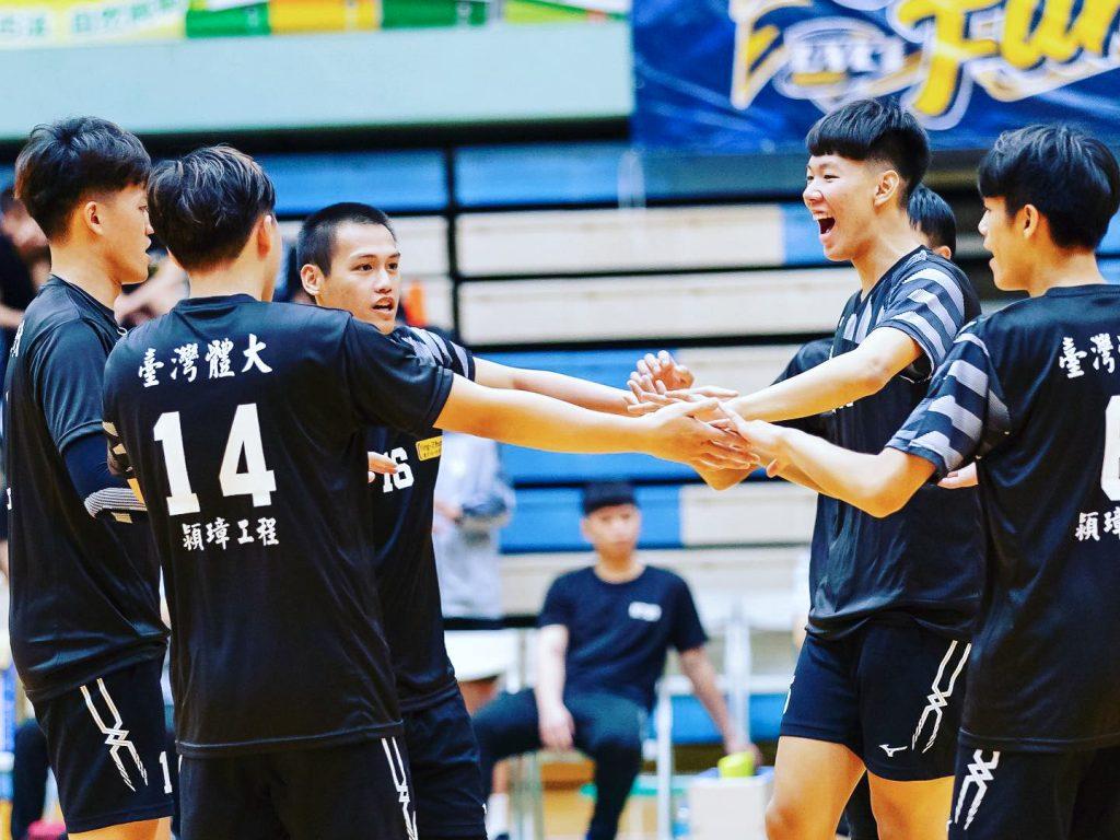 108 UVL / 睽違5年的決賽舞台,臺灣體大除了拼,還是拼!
