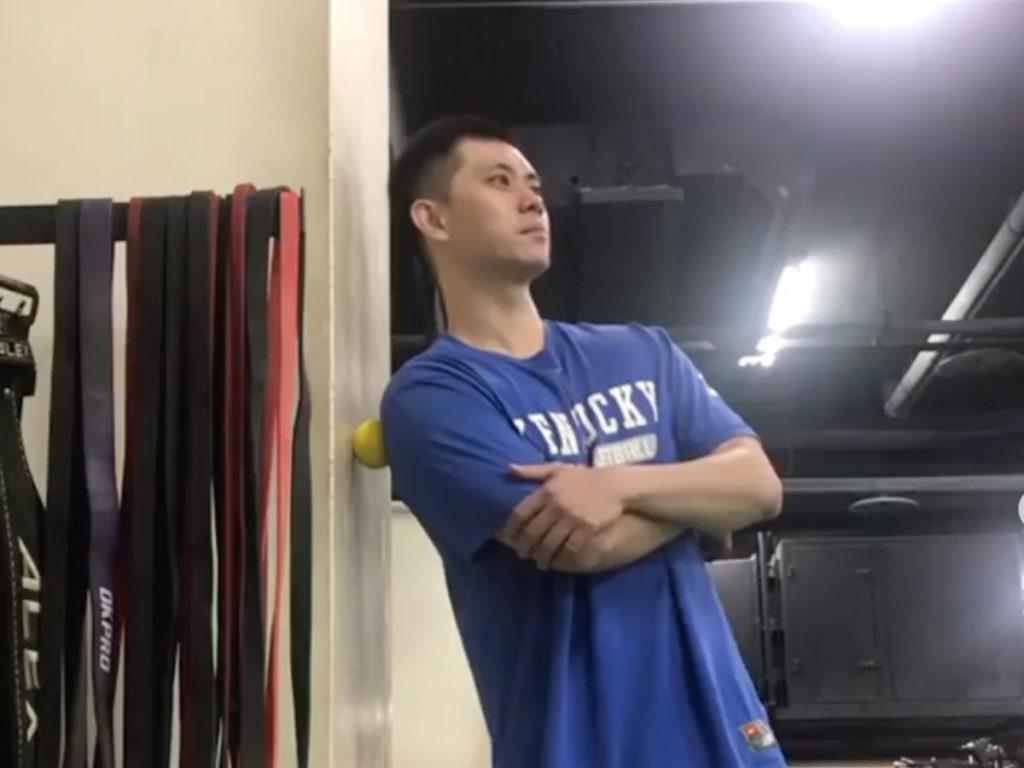 做好肩膀熱身,打球肩膀更穩定!肩膀穩定熱身 – 肱骨篇