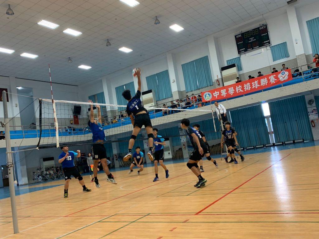 108學年國、高中排球乙級聯賽北區複賽,中原大學開打!