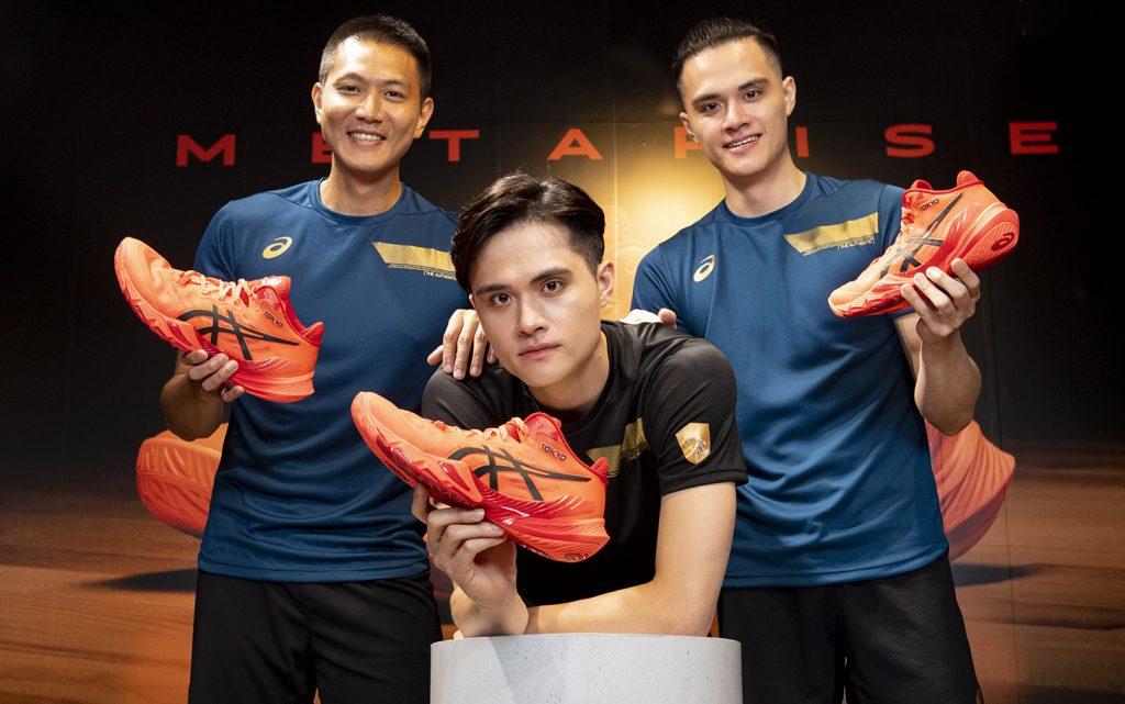 METARISE為攻擊手而生的排球鞋,旅日三帥開箱分享