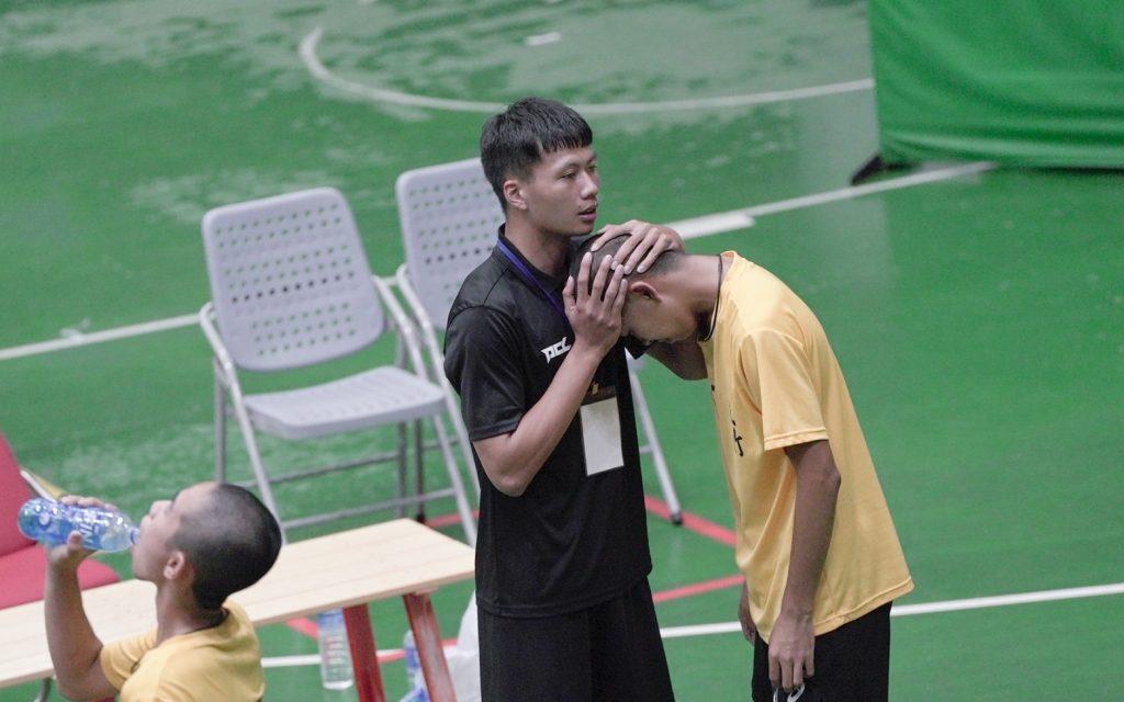 單親、低收入球員特別多,義竹菜鳥教練楊禹中:「想給予更多父愛」