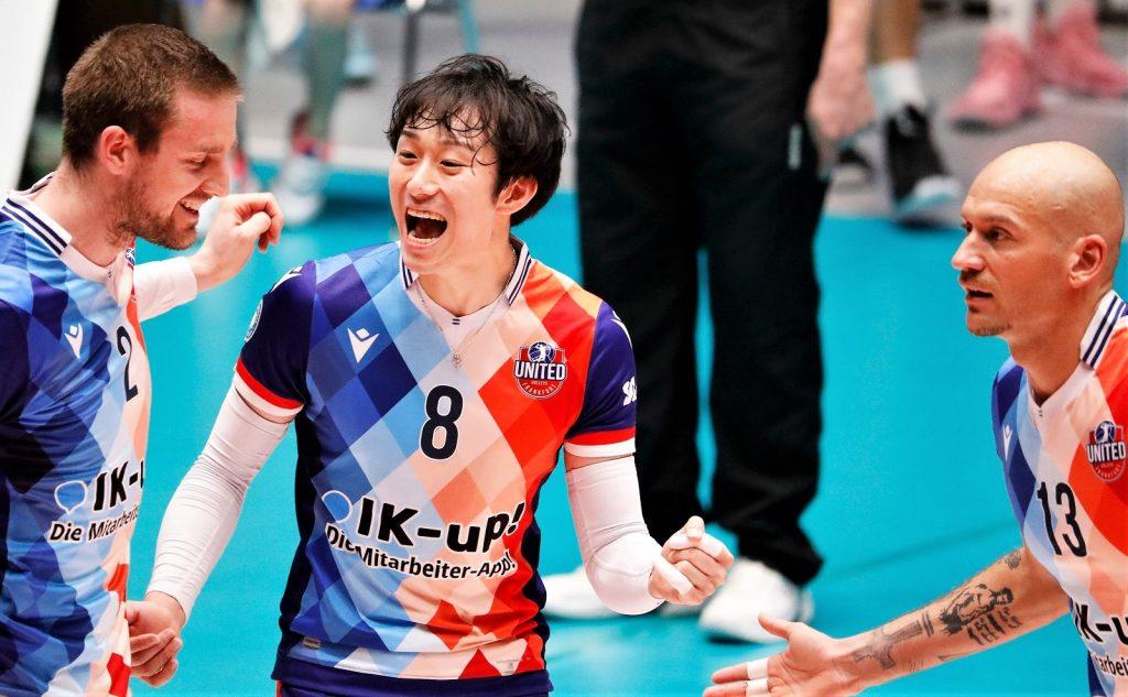 日本男排隊長柳田將洋回歸日本,重返Suntory Sunbirds