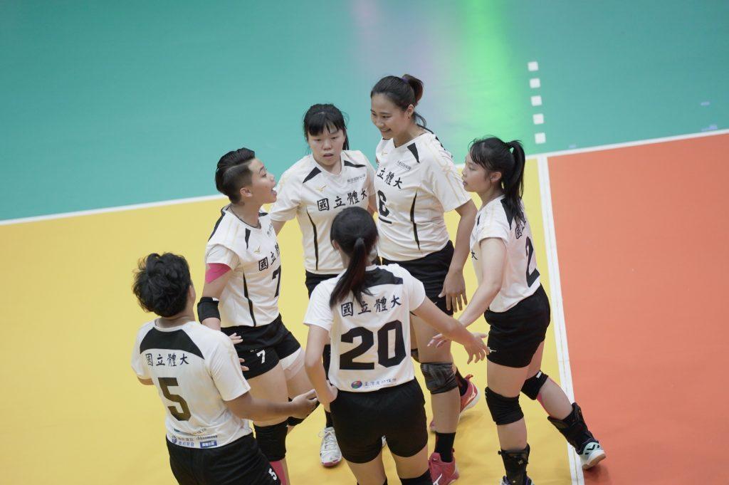UVL / 國體女排六人戰隊奪公開二季軍,明年升級挑戰更大舞台