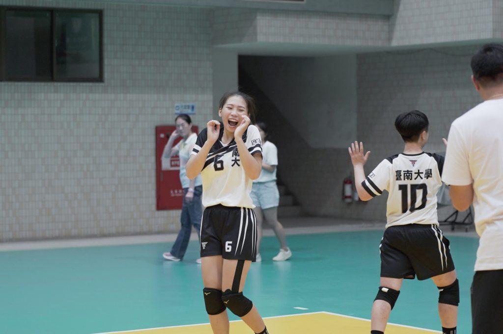 UVL / 南大公開二封后,菜鳥陳汶欣奪MVP