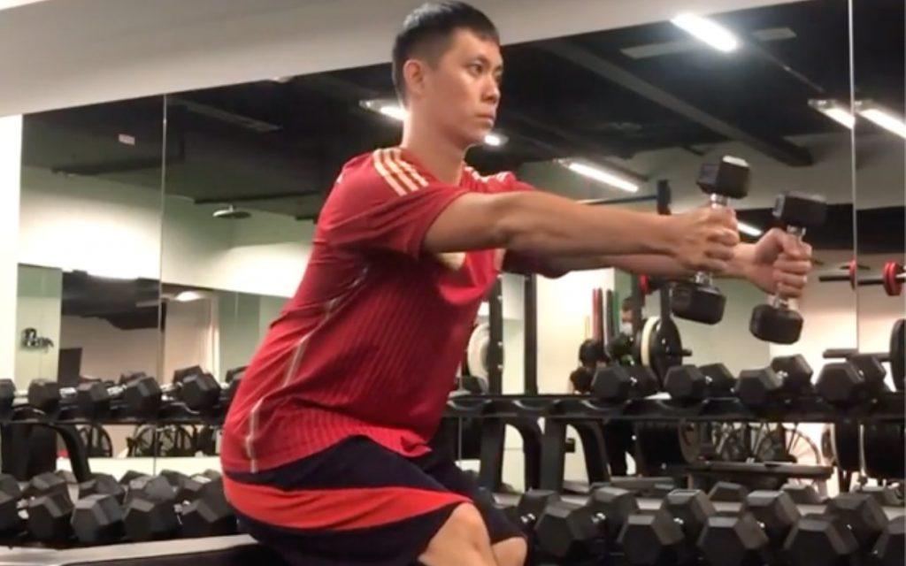 【影片】不要等受傷再後悔,跳躍膝預防訓練!