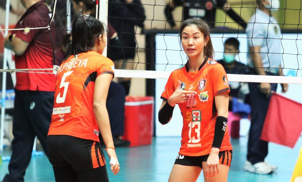 停賽4個月,泰國排球聯賽今重啟Final 4決賽