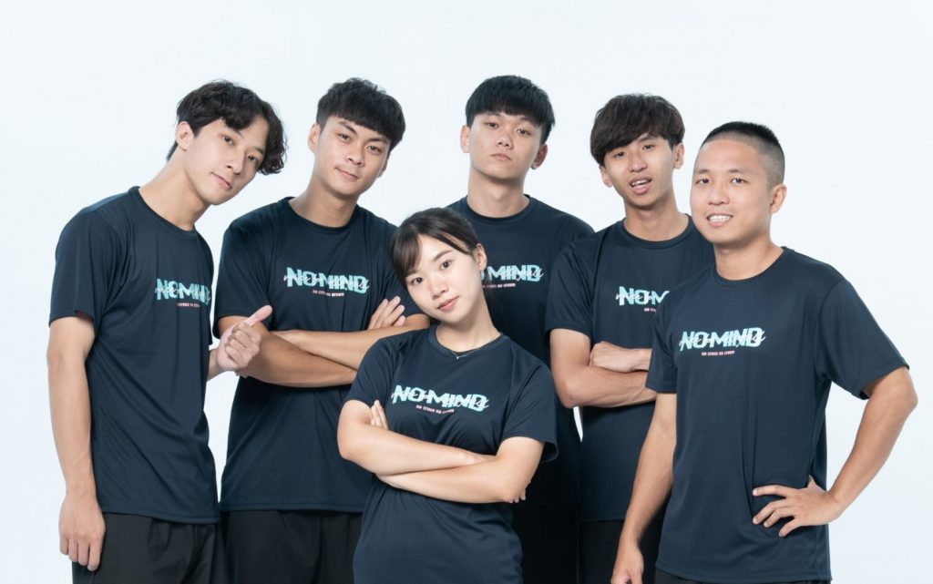專訪》最好笑也最自由的排球 YouTuber—No Mind 柒玖
