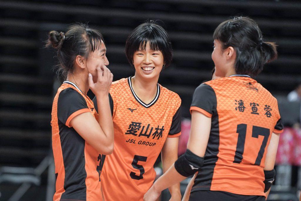 企排》學生賽季來臨 呂玟君:在愛山林是隊友,離開就是對手!