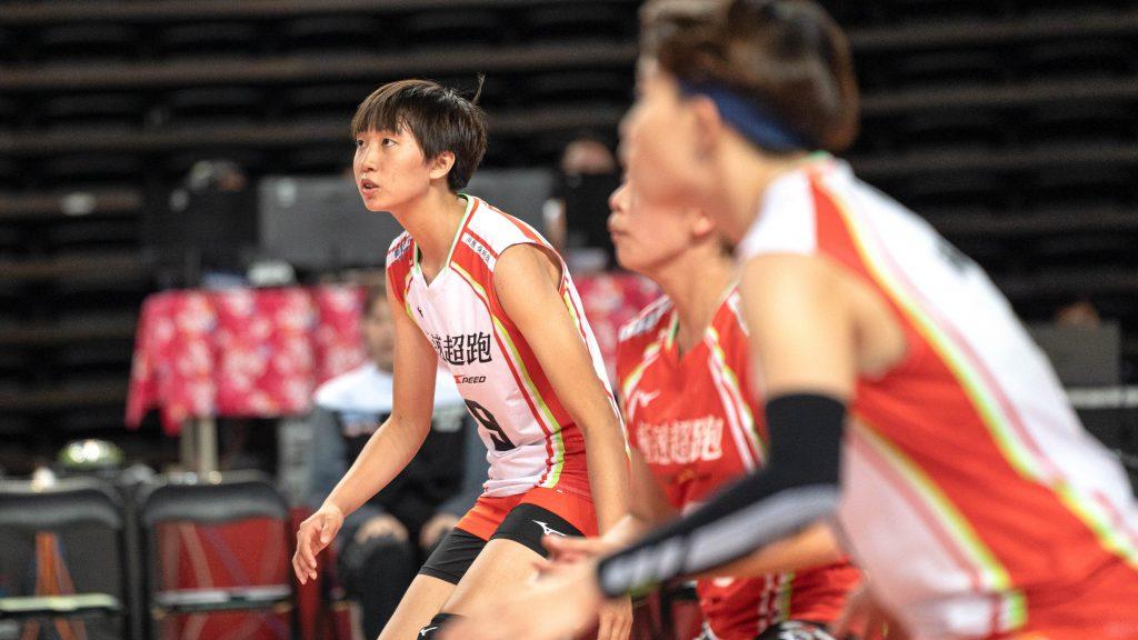 企排》峰迴路轉的排球歷程,「小辣椒」蔡幼群的企排初登板