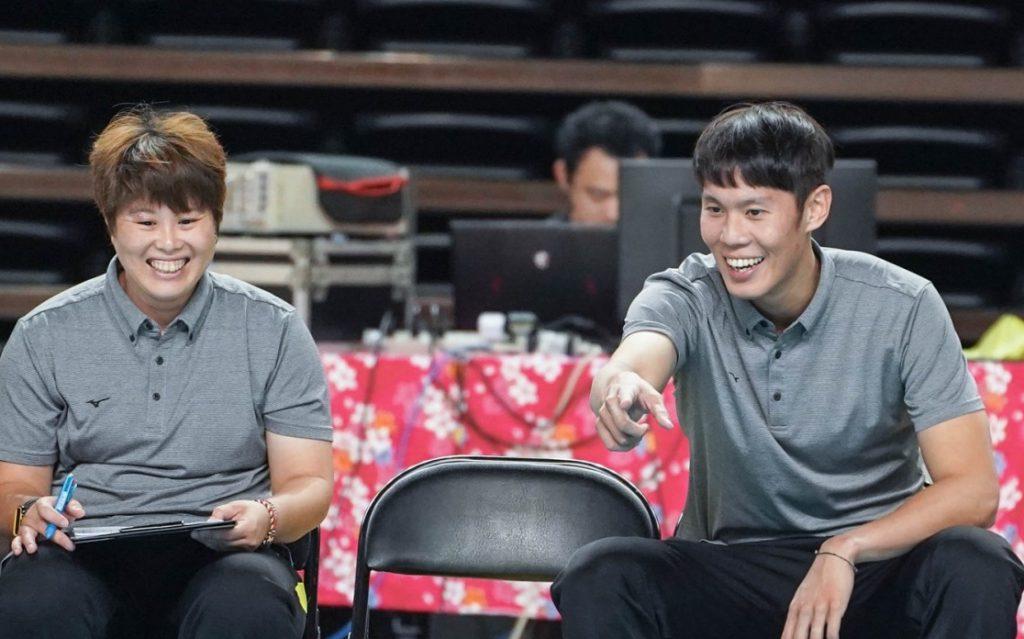 企排》「台灣戰神」王明浚 努力適應教練、爸爸雙重新身份