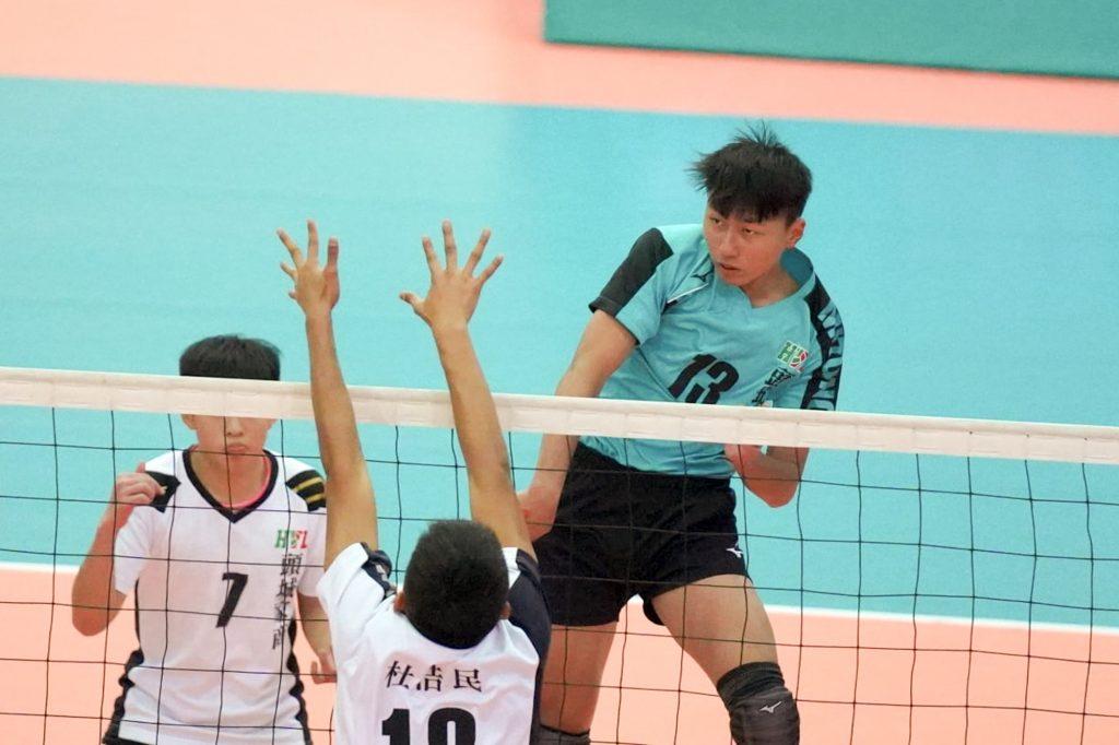109HVL》穩定性和抗壓性尚須磨練 頭城何京威:明年四強見!