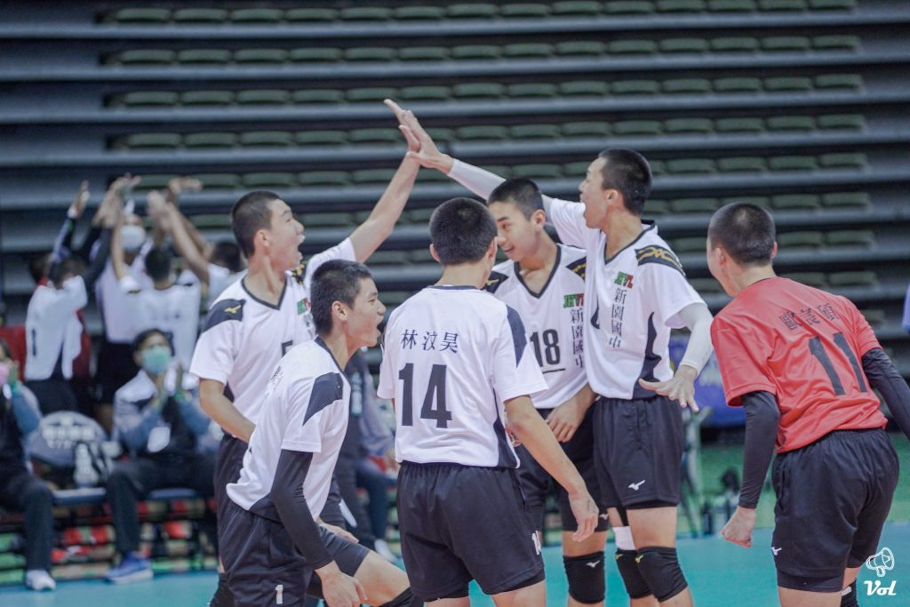 109JHVL》跟女排一起追雙冠!新園男排睽違11年重返冠軍戰!