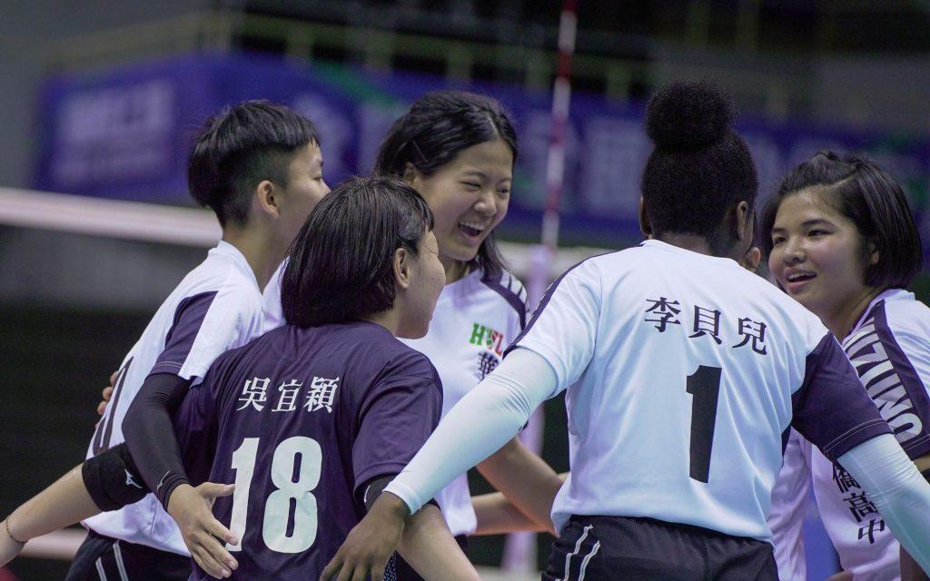 109HVL》華僑女排重返四強,丁佩瑩:想在冠軍戰贏過東山