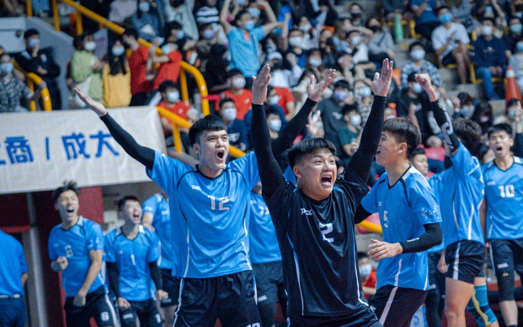 109UVL》國北奪隊史首冠,畢業生宋柏霆:感謝隊友一路相伴