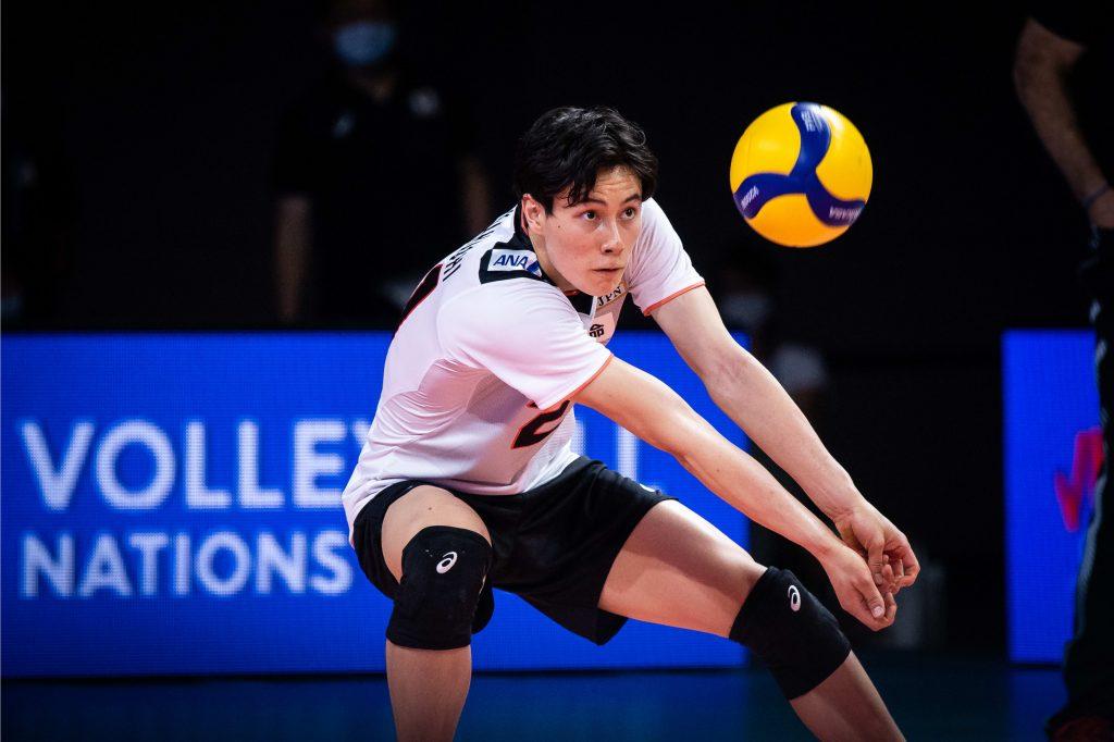 VNL》年輕好手嶄露頭角,日本男女排喜收首週三連勝