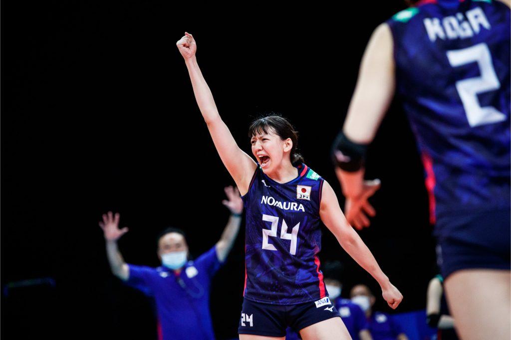 東奧》日本女排12人名單 新人舉球籾井あき「扛起日本排球未來」