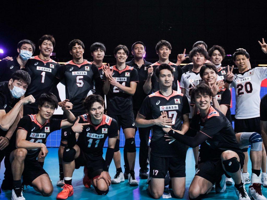 日本男排提前公佈奧運名單安軍心,中垣內:若奧運未延期柳田、福澤將入選