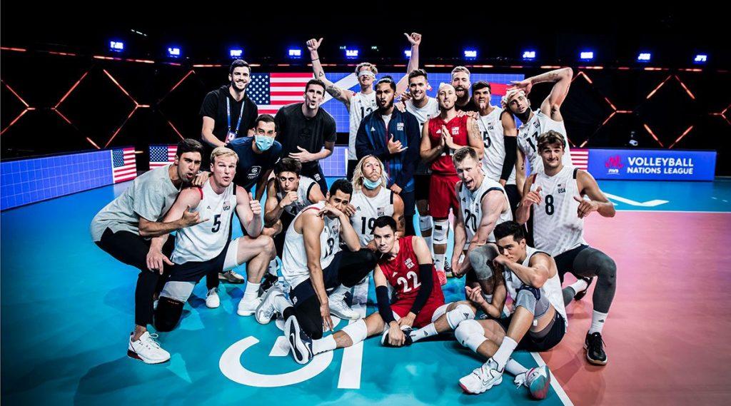 東奧》里約銅牌陣容八人回歸,美國男排東奧點將錄
