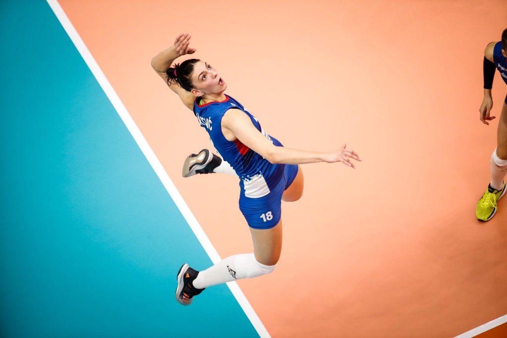 東奧》為排球而生的天才少女 塞爾維亞王牌Boškovic二度登五環殿堂