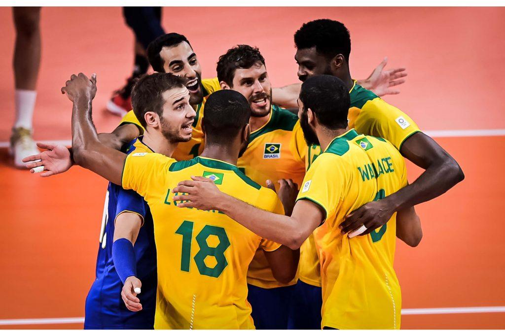 東奧》巴西男排最強陣容衝擊奧運,連霸路上最佳12人介紹