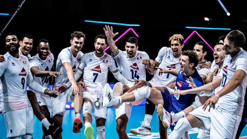 東奧》年輕的法國男排來勢洶洶,力拼隊史首座奧運獎牌