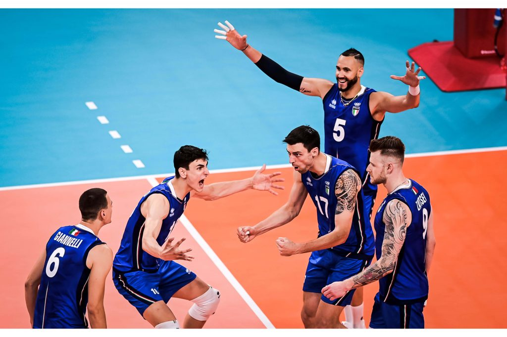 東奧》Ivan Zaytsev三屆奧運經驗領兵,義大利男排陣容大解析