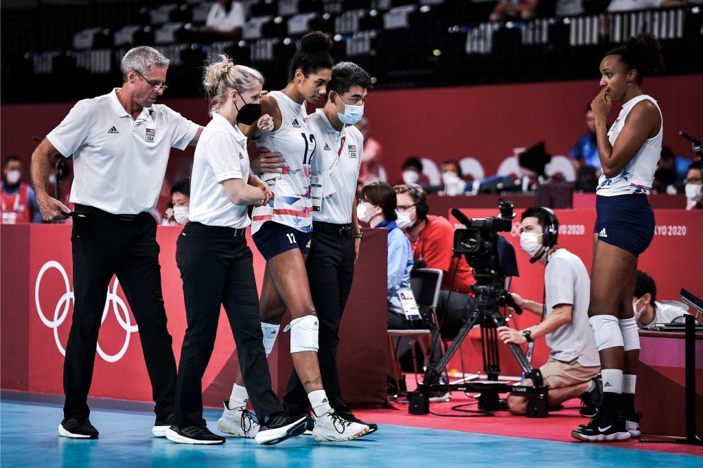 東奧》 「奶奶讓我有了奧運的夢想」俄直落三美Thompson傷退落淚