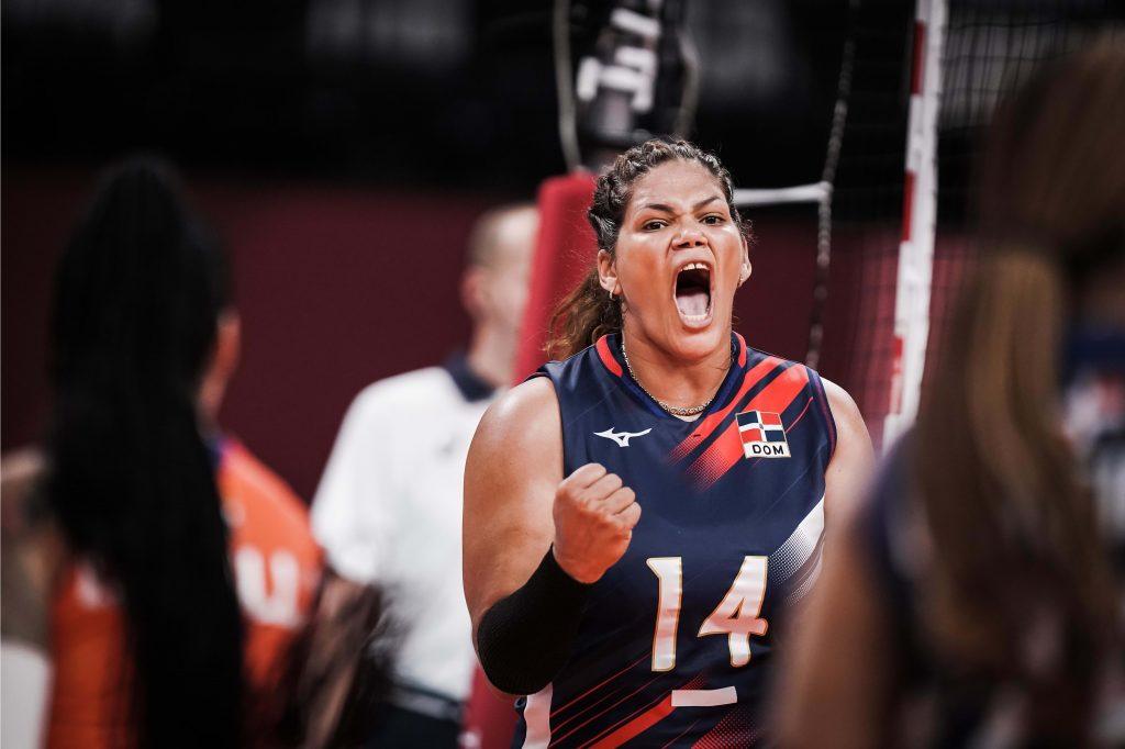 東奧》多明尼加Prisilla Rivera的最後奧運:有1100萬顆心為我們跳動