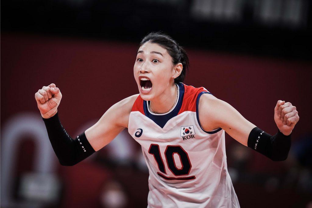 東奧》「我,想為排球發聲」南韓女排金軟景最後的奧運挑戰