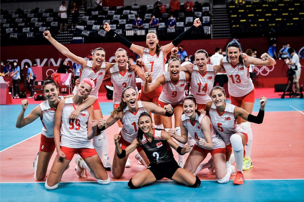 東奧》土耳其女排爆冷大勝中國 Erdem:我們打出最好的比賽