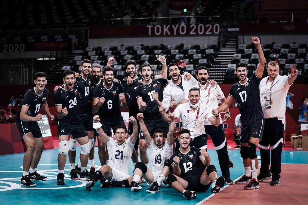 東奧》排球開戰世仇首日對決 黑馬伊朗五局大戰氣走波蘭
