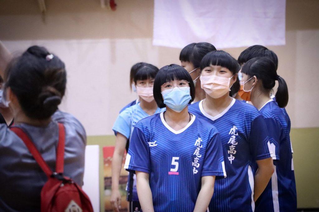 全運會》三年前的冠軍蘇心妤,與雲林縣隊友相聚無以形容的喜悅