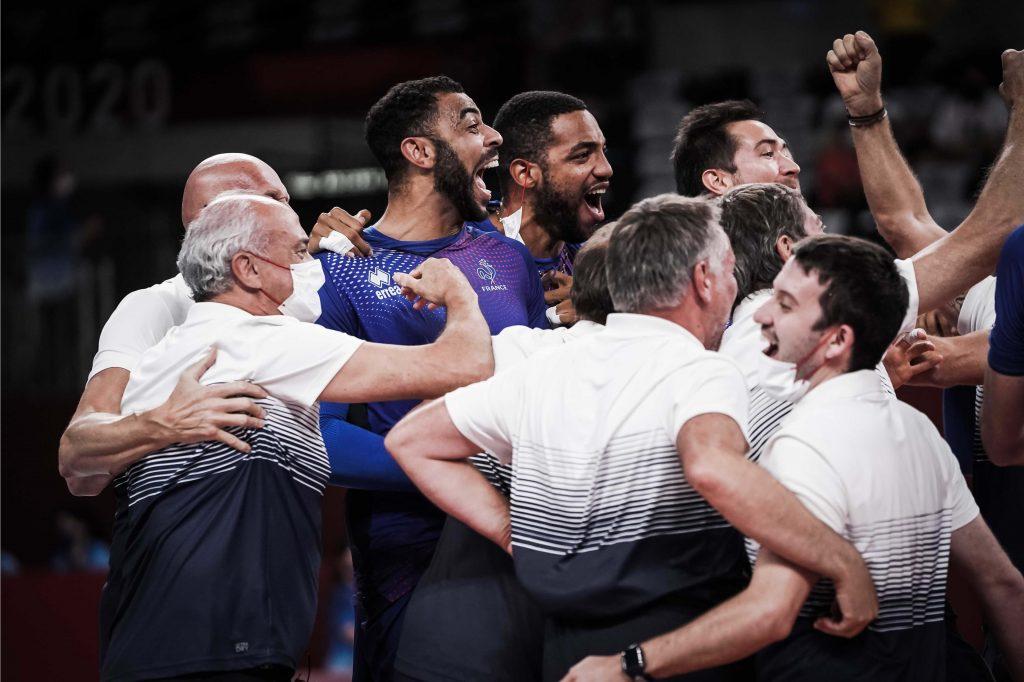東奧》「這像是一場夢!」法國男排橫掃阿根廷挑戰隊史首座冠軍