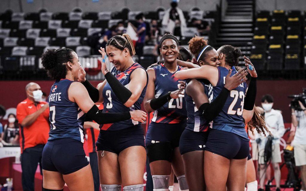 東奧》「成為人民的皇后」多明尼加闖八強,古賀22分日本女排仍錯失門票