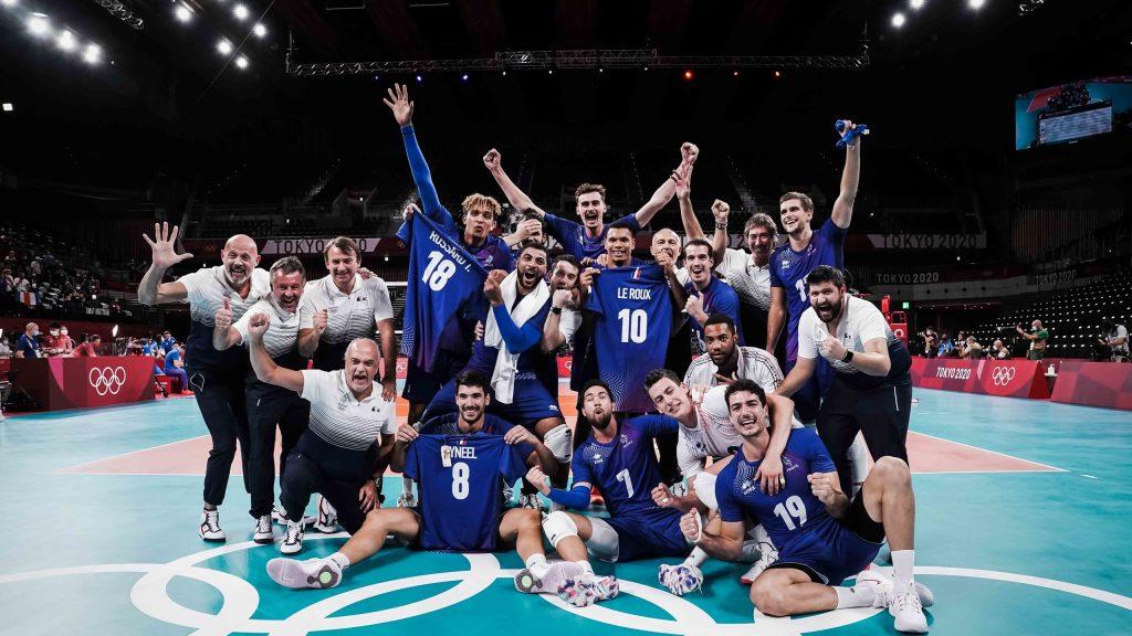 東奧》「我們是讓世界為之震驚的隊伍!」法國男排首闖四強一舉奪冠!