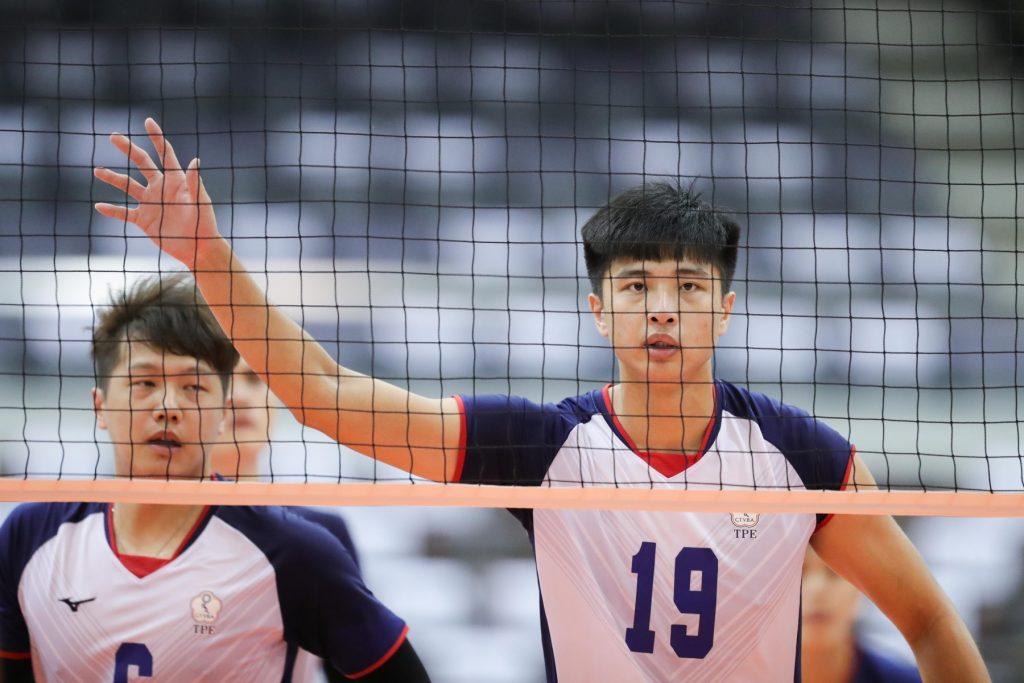 亞錦》中華男排直落三沙烏地 林宜暉:我們要打出我們自己的球風