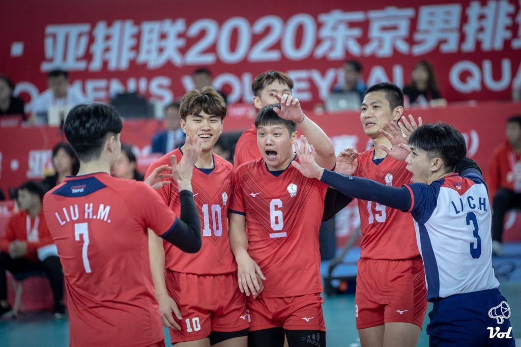 亞錦賽》中華男排睽違20個月的國際賽,亞錦賽12日開打