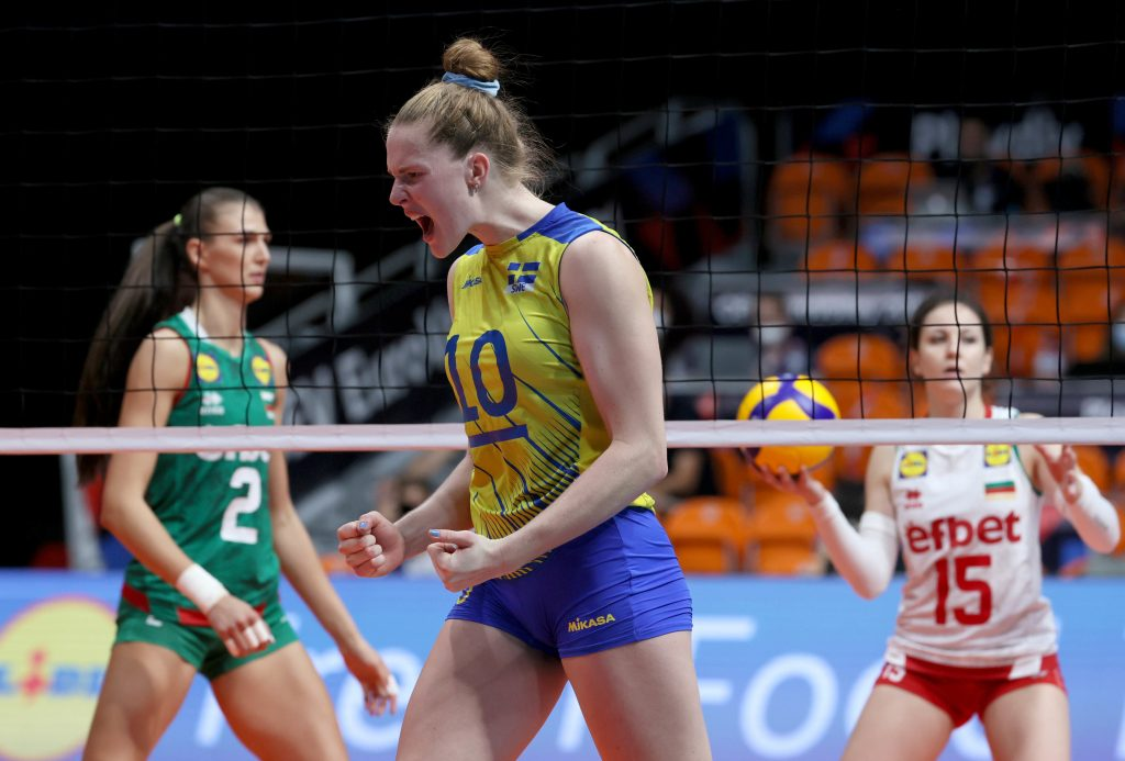 歐洲》撐起國家隊的天才球員 Isabelle Haak率瑞典闖八強取得下屆歐錦參賽資格