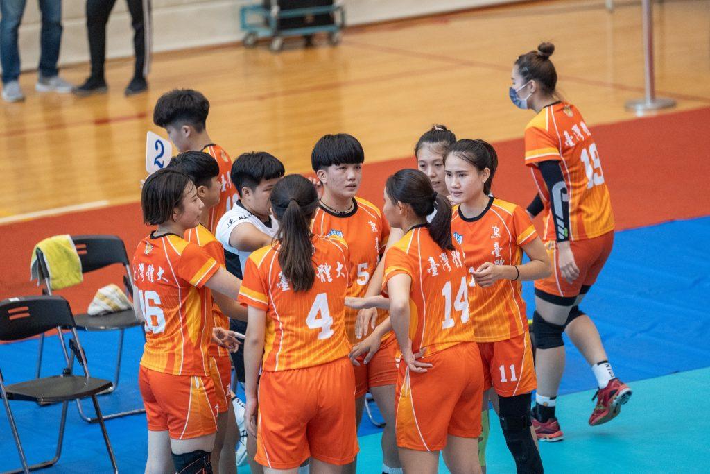 南聯》「卸下球衣後,你會什麼?」 陳裕安教練帶領臺體女排「玩」出不一樣的路